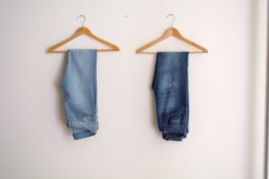 slip and fall clothing