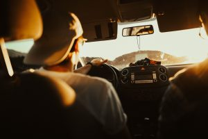 A Passenger Can File A Car Accident Claim